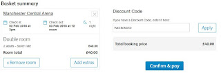 Half price at Travelodge UK for Friday and Saturday night stays