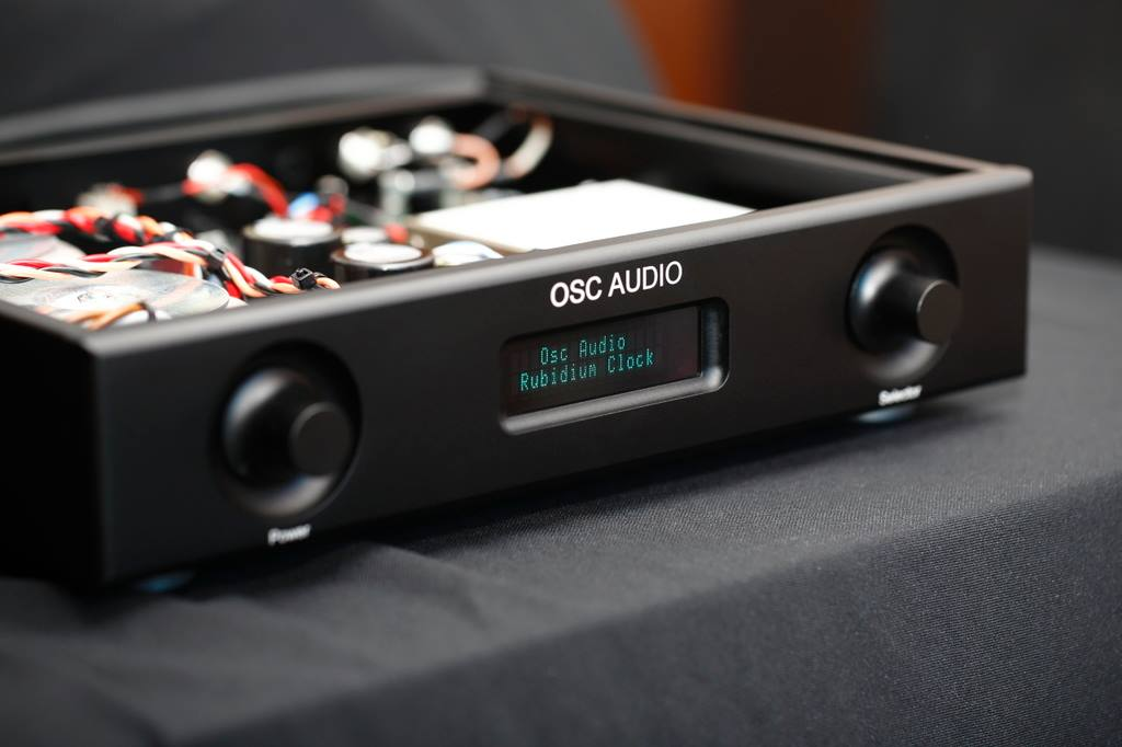 Mono and Stereo High-End Audio Magazine: OSC Audio R2R Dac