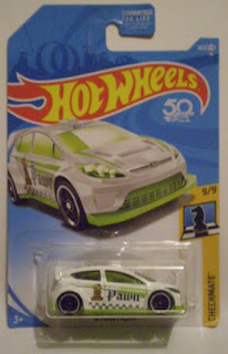 Hot Wheels 2018 '12 Ford Fiesta