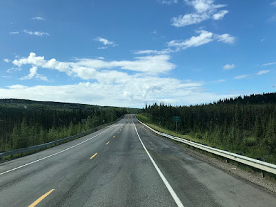 Road to Denali National Park