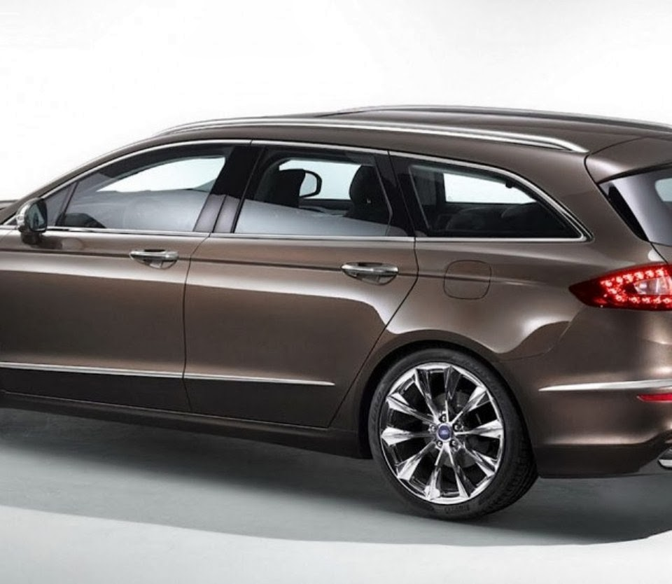 ford mondeo vignale spy pictures review. Black Bedroom Furniture Sets. Home Design Ideas