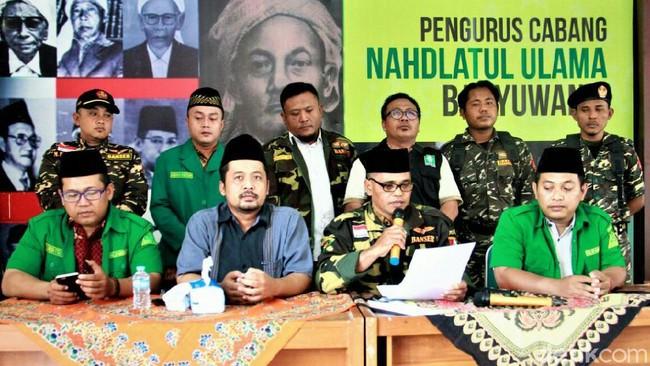Gus Nur Dilarang Ceramah Banser