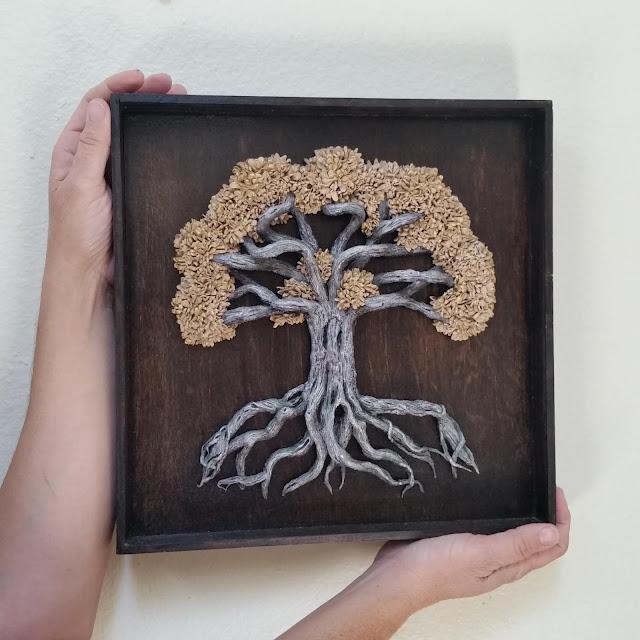tree of life- ea art- eileenaart