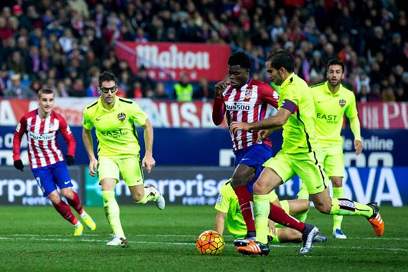مشاهدة مباراة اتلتيكو مدريد وليفانتي بث مباشر