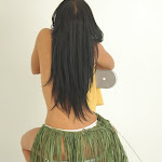 Andrea Rincon, Selena Spice Galeria 13: Hawaiana Camiseta Amarilla Foto 129