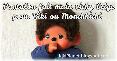 kiki monchhichi
