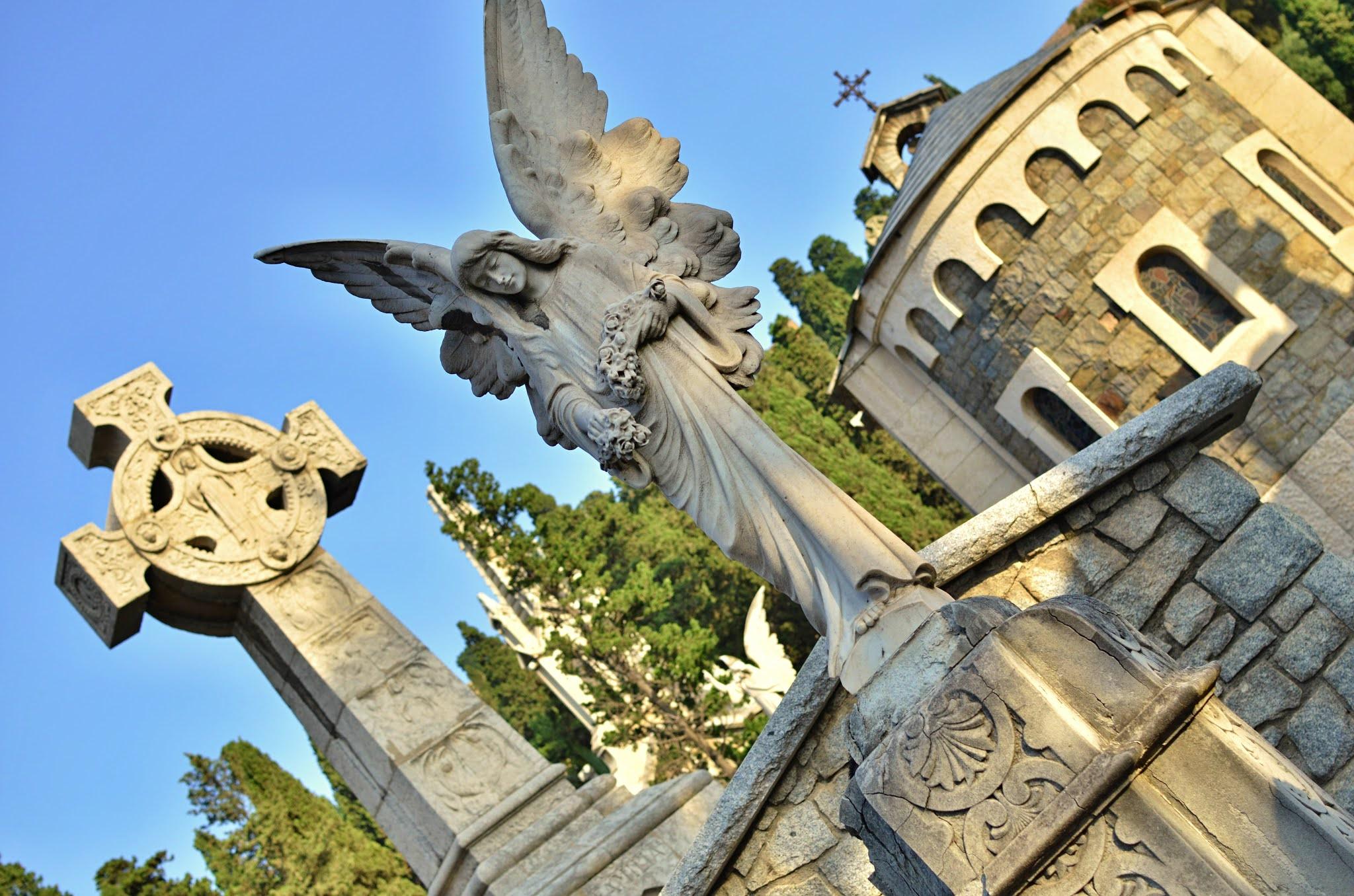 Cemetery of Montjuïc (Barcelona, Spain)