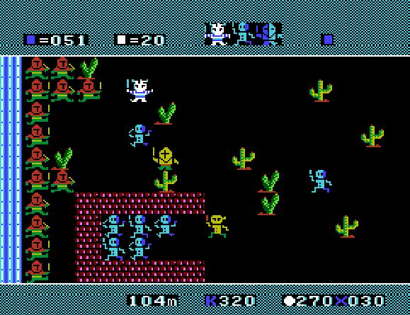 The CRPG Addict: Game 334: Bokosuka Wars (1983)