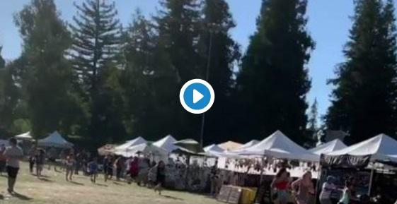 Terjadi penembakan di festival makanan di California