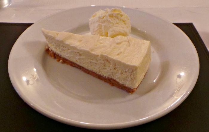 Fforest inn cheesecake