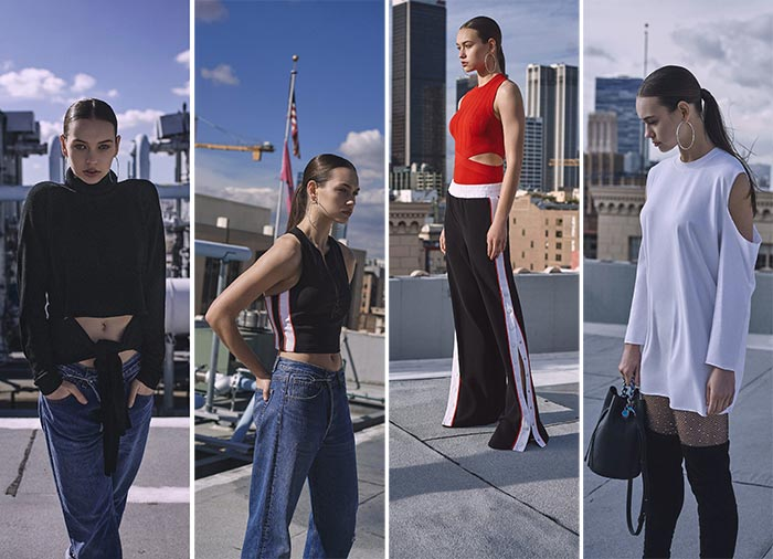 Kendall + Kylie Fall/Winter 2017-2018 Collection