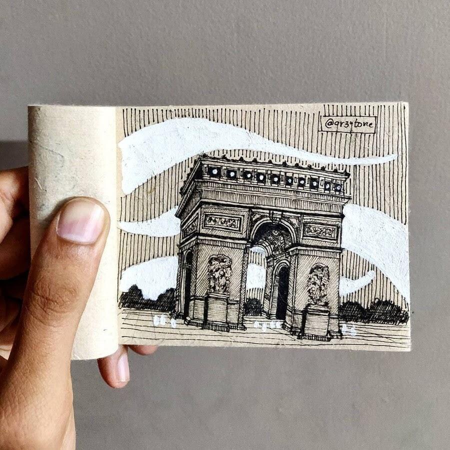 08-Arc-de-Triomphe-Paris-Sukshith-Shetty-www-designstack-co