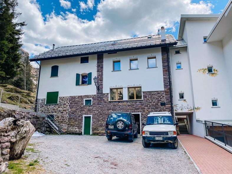 Rifugio Val Biandino