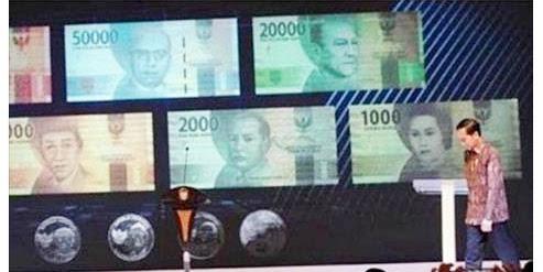 Tidak Diakui Diluar Negeri , BI Imbau Masyarakat Tukar Uang Baru di RI Sebelum ke Luar Negeri