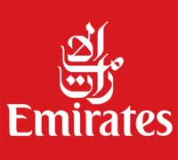 See the brand logo design of Emirates airlines