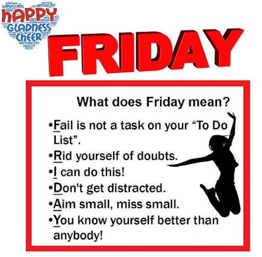 Make Every Day Friday!