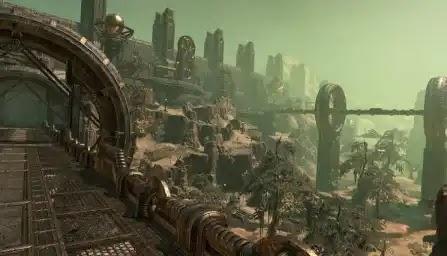 The Clockwork City