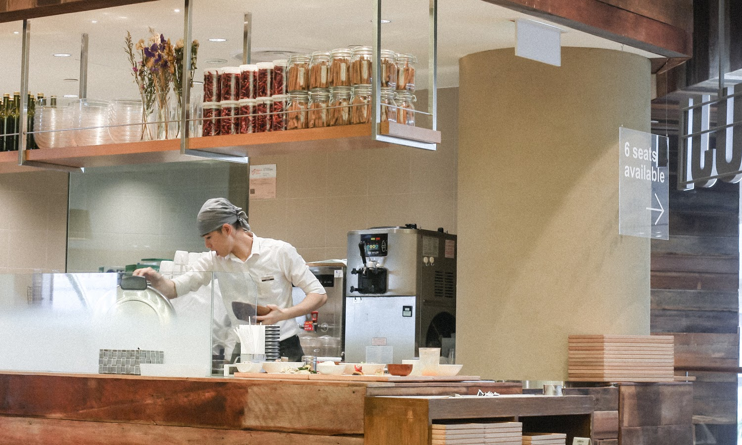 muji cafe singapore | jewel changi