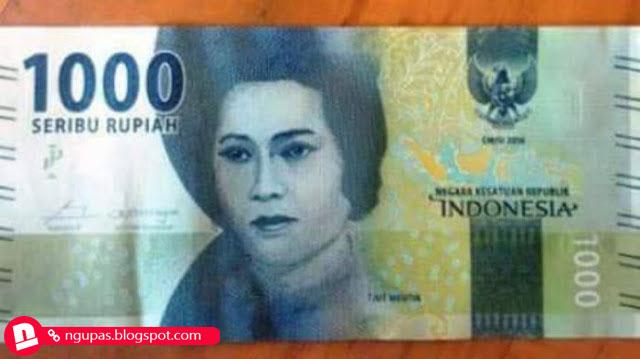 Di pajang dimata uang gak pake hijab, keturunan cut Mutia protes pada pemerintah