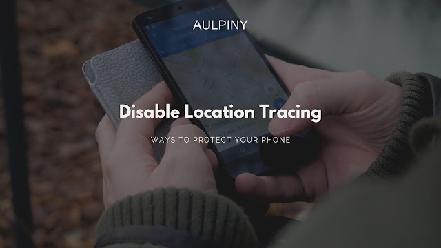 Disable Location Tracking