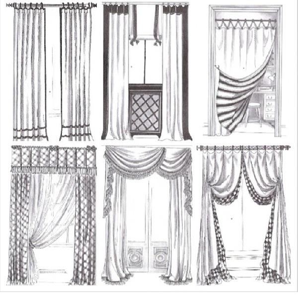 Decore com gigi uma aula de cortina for Cortinas para aulas