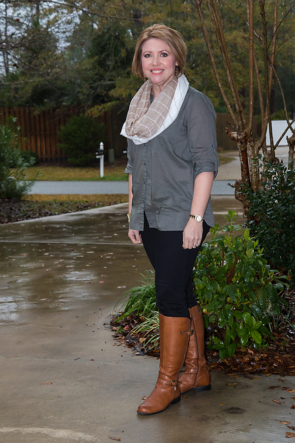 How to dress for winter in the South