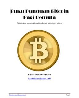 Bitcoin, ebook bitcoin, panduan bitcoin, bitcoin pemula