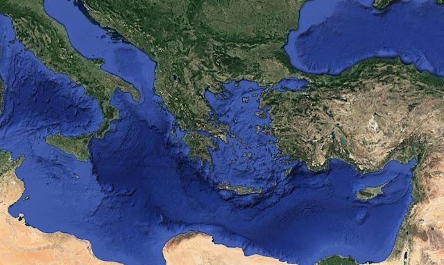 Η εδαφοποίηση της θάλασσας