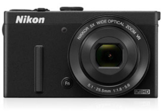 nikon coolpix p340 sensor