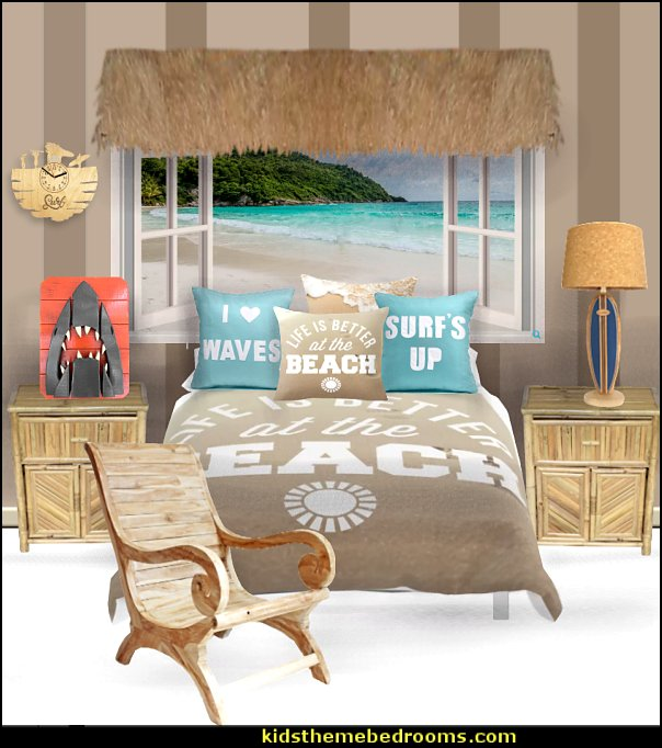 beach bedroom surfing bedroom beach window decorating surfer bedrooms