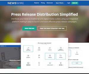 Newswire offers several affordable options