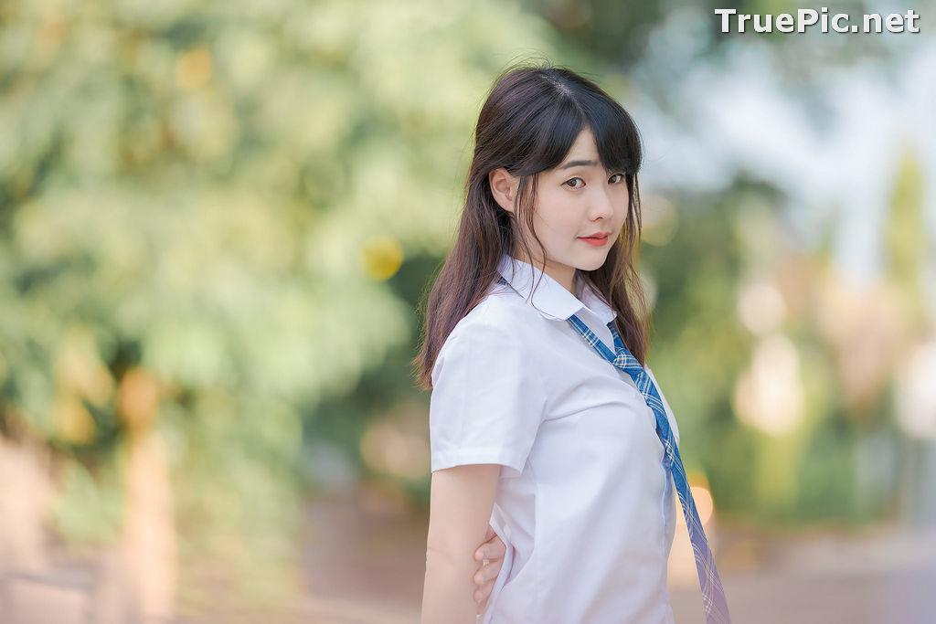 Image Thailand Cute Model - Kananut Wattanakaruna - Happy Summer Vacation - TruePic.net - Picture-1