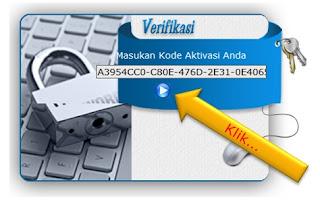 Kode Verifikasi e-billing