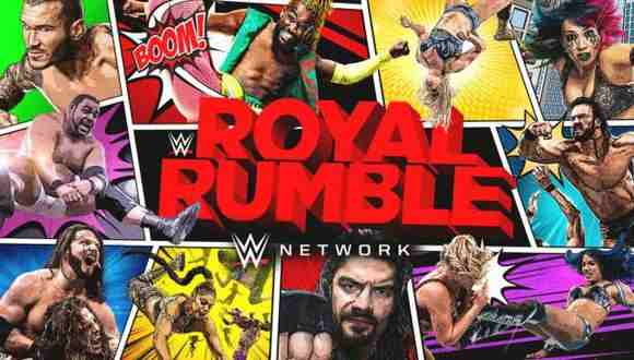 Ver Wwe En Vivo Royal Rumble 2021 En Español Full Show