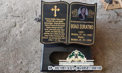 Nisan Kotak Granit, Model Nisan Tabur Bunga Granit, Kuburan Nisan Granit