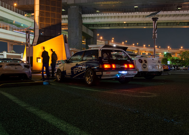 Honda Civic Wangan loop Racer