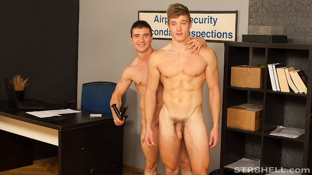 Str8hell - Alan & Kamil RAW - Airport Security