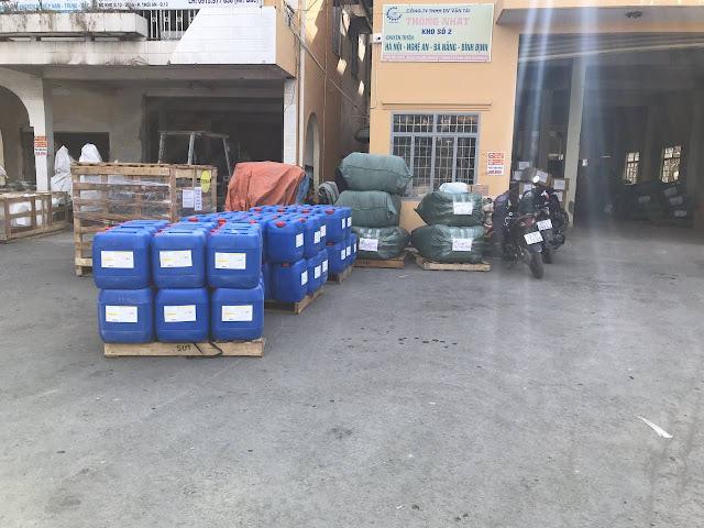 xe chuyển hàng đi Nghệ An