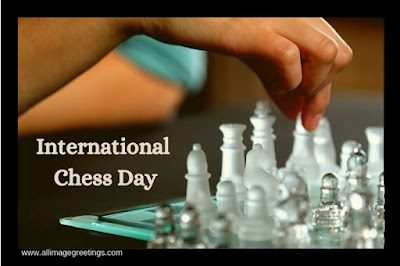 international chess day wishes