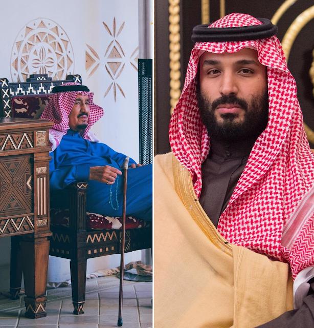 أمراء سعوديون يحذرون