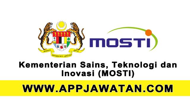 Kementerian Sains, Teknologi dan Inovasi (MOSTI)