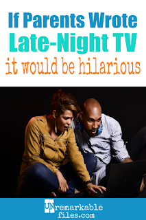 Tired of TV reality shows about dating and wildnerness survival, this funny mom set out to make a hilarious list of parenting-themed shows about mom life that she wished were real! If you have toddlers, teens, or kids of any age in between, you'll be laughing at her relatable list. #parenting #momlife #funny #relatable #humor