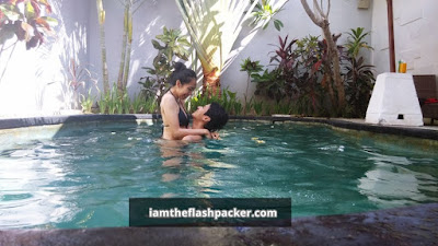 The Widyas Luxury Villa Bali | Swimming in Private Pool