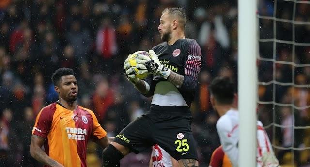 Galatasaray ile Antalyaspor 48. randevuda