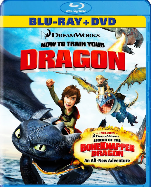 How to Train Your Dragon (2010) Hindi Dubbed {BRRip}