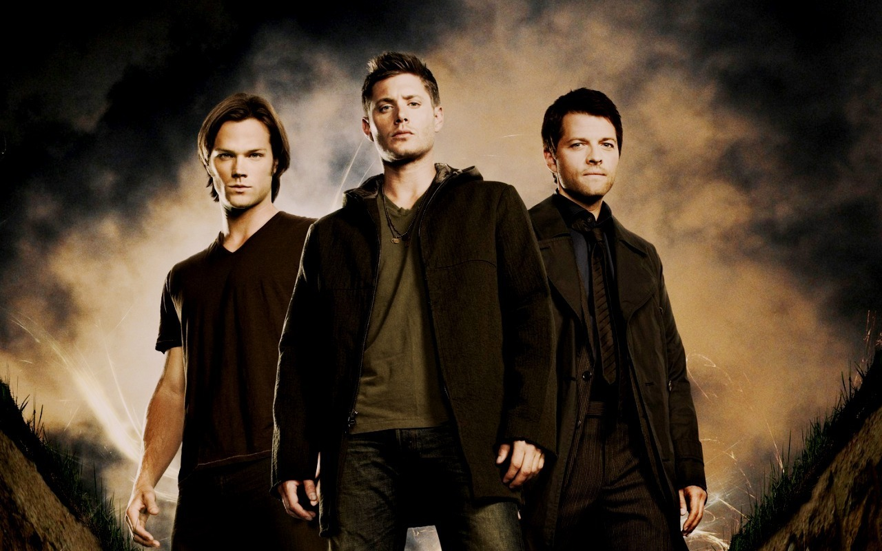 Fangs For The Fantasy: Supernatural, Season 8, Episode 22 ...