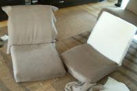 jak samodzielnie tapicerować fotel