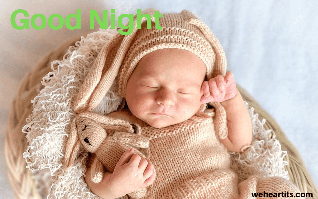good night images video download