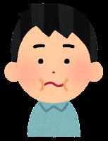 口の体操のイラスト6