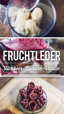 Outdoor Kitchen 06 – Fruchtleder Himbeer-Banane-Vanille | Dörrgerät | Trekkingnahrung selbst gemacht | DIY-Trekkingfood | Outdoorfood